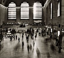Grand Central Terminal, New York by emmycphoto