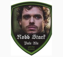 Game of Thrones Robb Stark by wasdstomp