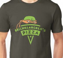 Michelangelo's Pizza Unisex T-Shirt