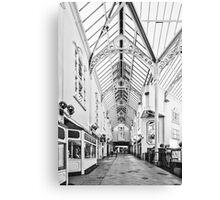 Wigan arcade 3 Canvas Print