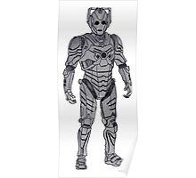 New Cyberman. Poster