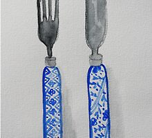 Knife and Fork by decorartuk