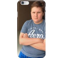 Din at his finest  iPhone Case/Skin