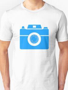 Photo Blue Unisex T-Shirt