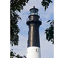 Hunting Island Lighthouse, South Carolina Photographic Print