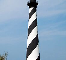 Cape Hatteras Lighthouse, Outer Banks, North Carolina by Kenneth Keifer