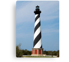 Cape Hatteras Lighthouse, Outer Banks, North Carolina Canvas Print