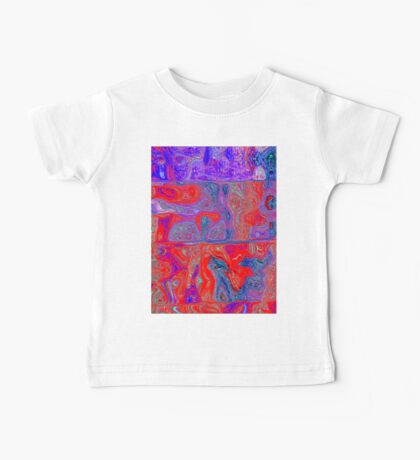 0104 Abstract Thought Baby Tee