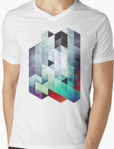 cyld stykk Mens V-Neck T-Shirt