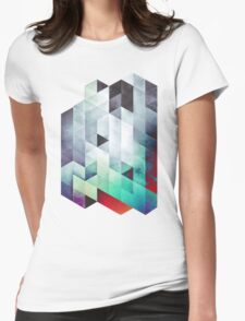 cyld stykk Womens Fitted T-Shirt