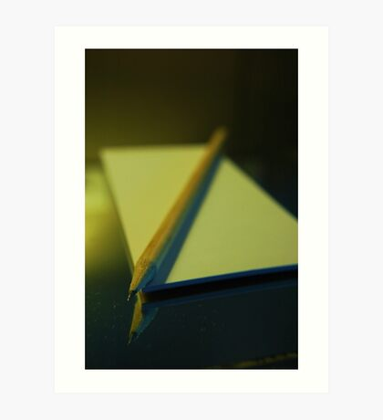 The Right to Write.  Art Print