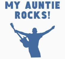 My Auntie Rocks One Piece - Short Sleeve