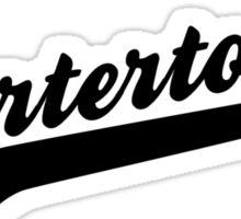 Bartertown Shirt Sticker