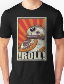 BB-8 - ROLL! T-Shirt