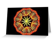 Wheel of Yarn Greeting Card