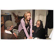 Dule, Nina and Ana Poster