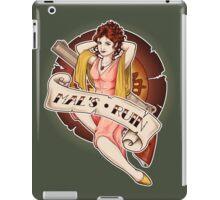 Mal's Ruin iPad Case/Skin