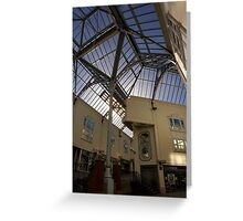 Wigan Arcade 2 Greeting Card