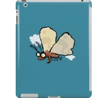 Melli, the mean moth iPad Case/Skin