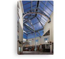 Wigan Arcade 1 Canvas Print