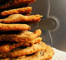 Orange Chocolate Chip Cookies by elasita