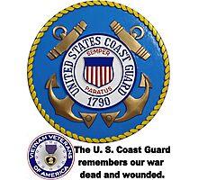 U. S. Coast Guard Remembers  Photographic Print