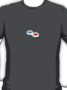 Contact 3D Lenses T-Shirt