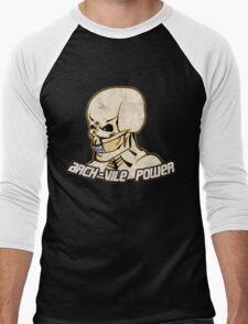 Arch-Vile Power Men's Baseball ¾ T-Shirt