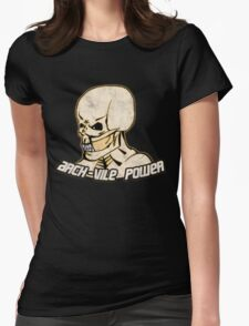 Arch-Vile Power Womens Fitted T-Shirt