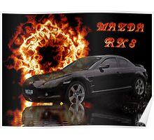 Mazda RX 8 Poster
