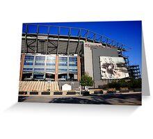 Philadelphia Eagles - Lincoln Financial Field Greeting Card