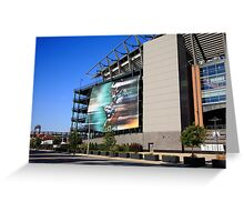 Philadelphia Eagles - Lincoln Financial Field Greeting Card