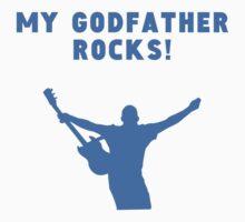My Godfather Rocks Kids Tee