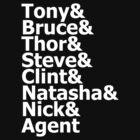 The Avengers by Brendan Raysor