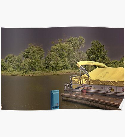 Suncatcher in the Storm Poster