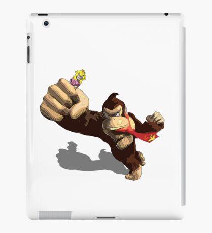 Donkey King-Kong iPad Case/Skin