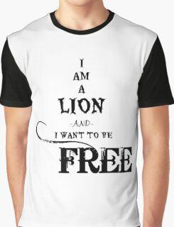 I Am A Lion  Graphic T-Shirt