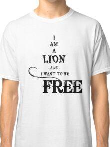 I Am A Lion  Classic T-Shirt