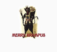 Merry Krampus Unisex T-Shirt