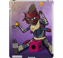 Dumb Dreg (with background) iPad Case/Skin