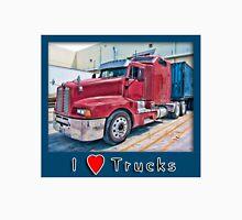 I Love Trucks Unisex T-Shirt