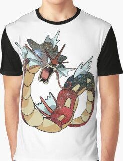 Gyarados - Pokemon Graphic T-Shirt