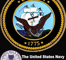 The Navy Remembers Its War Dead for Dark Colors by Spacestuffplus
