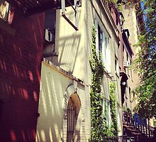 Upper West 4th Street - Greenwich Village - New York City by SylviaS