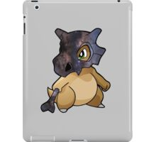 Cubone - Pokemon iPad Case/Skin