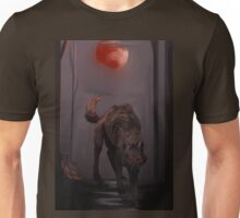 Eyes of the Blood moon Unisex T-Shirt