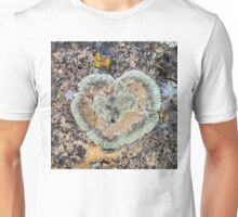 Heart Within a Heart Unisex T-Shirt