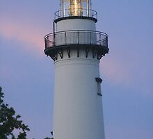 St. Simons Lighthouse by Julie's Camera Creations <><