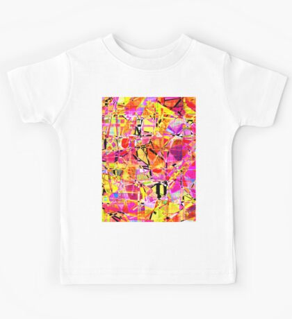 1284 Abstract Thought Kids Tee