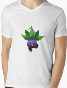 Oddish - Pokemon Mens V-Neck T-Shirt